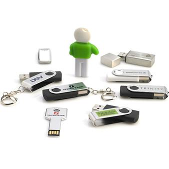 Logo USB stik