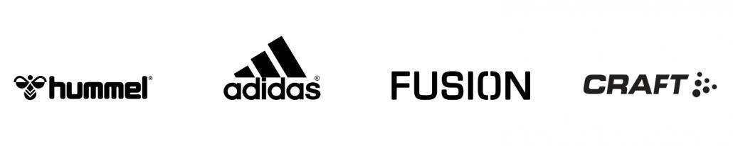 Vi levere tøl af mærker som adidas, hummel, craft og fusion
